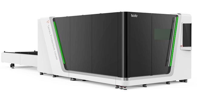Fiber Laser - Plate